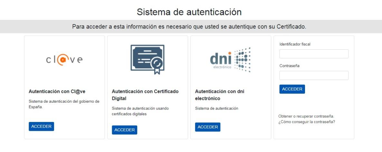 La Red Tributaria Lanzarote tramita ya la emisión de certificados digitales
